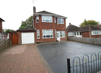 Thumbnail 4 bed detached house for sale in Ash Green Lane, Ash Green, Coventry