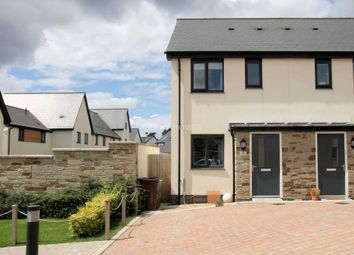 Thumbnail 2 bed semi-detached house for sale in Piper Street, Plymouth