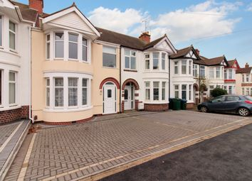 Thumbnail 3 bedroom terraced house for sale in Southbank Road, Coventry