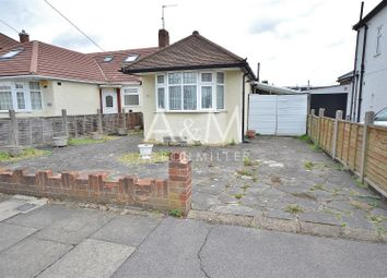 Thumbnail 2 bed semi-detached bungalow for sale in Kirkland Avenue, Clayhall, Ilford