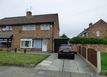 Thumbnail 3 bed semi-detached house for sale in Whitemeadow Drive, Crosby, Liverpool