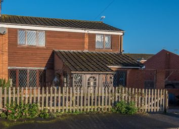 Thumbnail 4 bed semi-detached house for sale in Jubilee Close, Bidford-On-Avon, Alcester