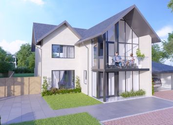 Thumbnail 4 bed detached house for sale in Harvest Close, Spellbrook, Bishop's Stortford