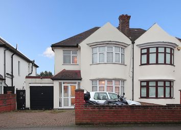 Thumbnail 3 bed semi-detached house for sale in Great West Road, Osterley, Isleworth