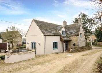 Thumbnail 4 bed cottage for sale in Lower End, Alvescot