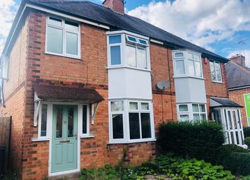 Thumbnail 3 bedroom semi-detached house for sale in Marsh Drive, Kibworth Harcourt, Leicester
