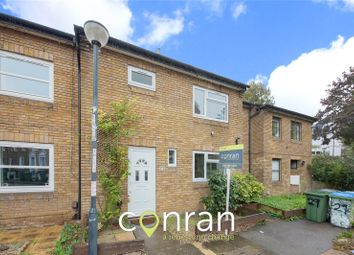 Thumbnail 3 bed terraced house to rent in Burgos Grove, Greenwich