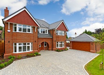 Thumbnail 5 bed detached house for sale in Manygates Lane, Sandal, Wakefield
