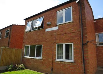 Thumbnail 3 bed terraced house for sale in Bretton Walk, Leicester