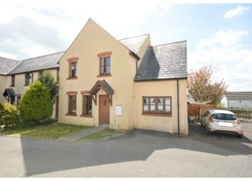 Thumbnail 4 bed end terrace house for sale in Llys Y Crofft, Whitland