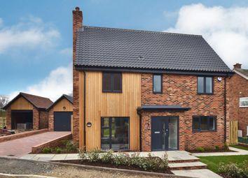 Thumbnail 4 bed detached house for sale in St Peters Close, Charsfield, Woodbridge