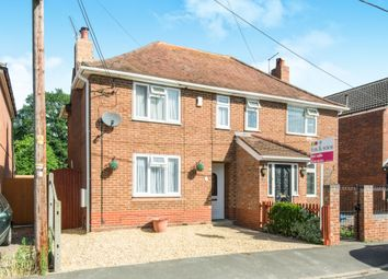 Thumbnail 3 bed semi-detached house for sale in Stanley Road, Totton, Southampton