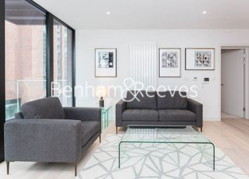 Thumbnail 1 bed flat to rent in Admiralty Avenue, Canary Wharf