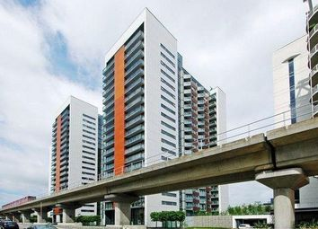 Thumbnail 1 bed flat to rent in Elektron Tower, Blackwall Way