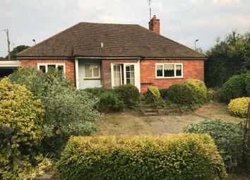 Thumbnail 3 bed detached bungalow to rent in Long Lane, Newbury