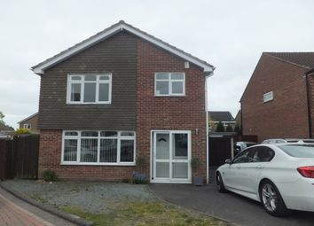 Thumbnail 4 bed property to rent in Barford Close, Sutton Coldfield