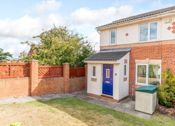 Thumbnail 3 bed end terrace house for sale in Waterfall Fold, Pontefract