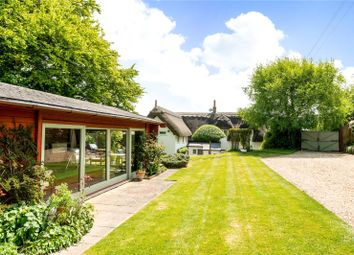 Thumbnail 4 bed detached house for sale in The Hollow, Shrewton, Salisbury, Wiltshire