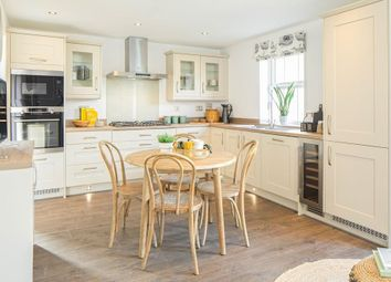 "Thumbnail 4 bed detached house for sale in ""Chelworth"" at West Yelland, Barnstaple"