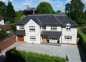 Thumbnail 5 bed detached house for sale in Beech Hill Road, Swanland, North Ferriby
