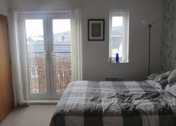 Thumbnail 2 bed flat for sale in Ffordd Cambria, Pontarddulais, Swansea