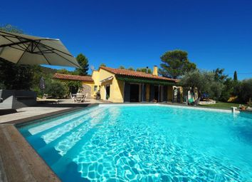 Thumbnail 3 bed villa for sale in Saint-Cezaire-Sur-Siagne, Provence-Alpes-Cote D'azur, 06530, France