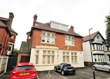 Thumbnail 1 bed flat to rent in Crabton Close Road, Bournemouth, Dorset
