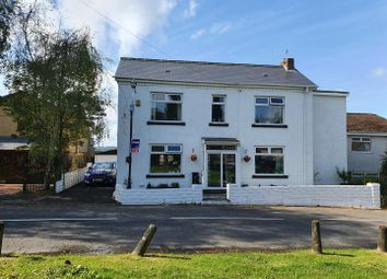Thumbnail 3 bed detached house for sale in Birchgrove Road, Birchgrove, Swansea