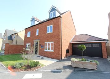 Thumbnail 5 bed detached house for sale in 'the Stratford', Fenstanton, Fenstanton