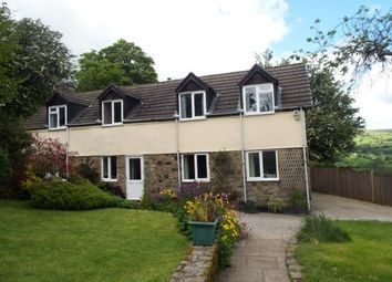 Thumbnail 3 bed detached house for sale in Glyndyfrdwy, Corwen, Denbighshire
