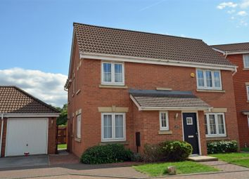 Thumbnail 4 bed detached house for sale in Garganey Walk, Scunthorpe