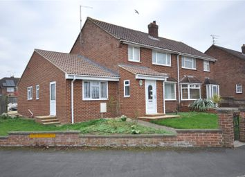 Thumbnail 3 bed semi-detached house for sale in Elmswood Close, Stratton, Swindon, Wiltshire