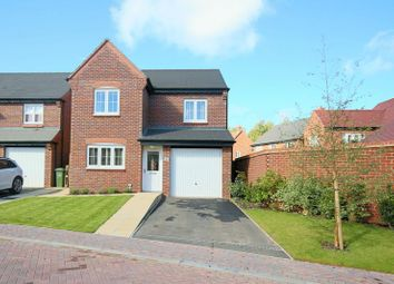 Thumbnail 4 bed detached house for sale in Worthington Grove, Yarnfield, Stone