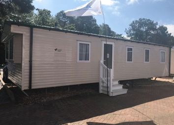 Thumbnail 3 bed mobile/park home for sale in Sandford Holiday Park, Poole, Dorset