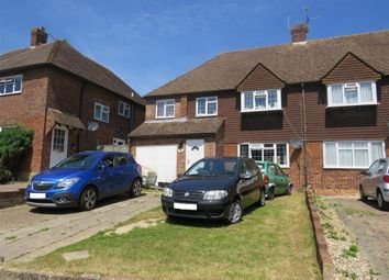 Thumbnail 4 bed end terrace house for sale in Harebeating Drive, Hailsham