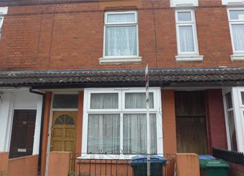 Thumbnail 2 bed terraced house for sale in Ransom Road, Foleshill, Coventry, West Midlands
