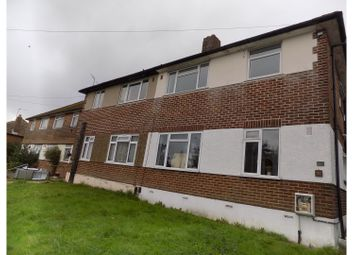 Thumbnail 2 bed flat to rent in Vale Drive, Chatham