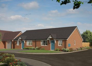 Thumbnail 2 bed bungalow for sale in Burntwood Road, Norton Canes, Cannock