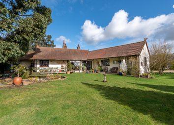 Langford Road, Wickham Bishops, Witham CM8. 4 bed detached bungalow