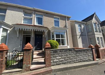 Thumbnail 4 bed semi-detached house for sale in Hedley Terrace, Llanelli
