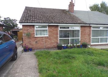 Thumbnail 2 bed bungalow for sale in Stokesay Drive, Hazel Grove, Stockport, Cheshire