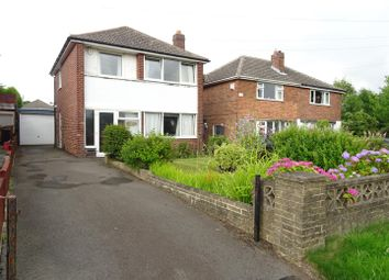 Thumbnail 3 bed detached house for sale in Hall Lane, Whitwick, Leicestershire