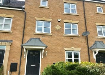Thumbnail 3 bed town house to rent in Lawnhurst Avenue, Wythenshawe, Manchester