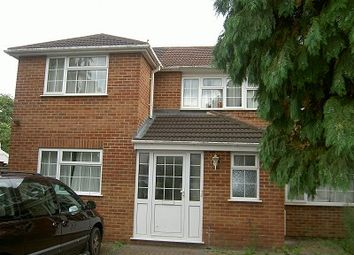 Thumbnail 4 bedroom detached house to rent in York Road, Woking