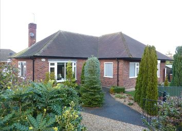 Thumbnail 3 bed detached bungalow for sale in Thirkleby Crescent, Grimsby
