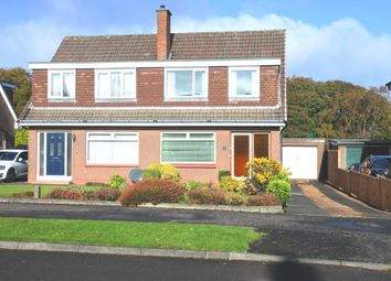 Thumbnail 3 bedroom semi-detached house for sale in Duddingston Drive, Kirkcaldy