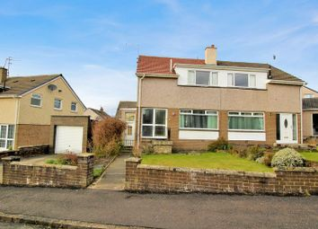 Thumbnail 3 bed semi-detached house for sale in Airbles Crescent, Motherwell