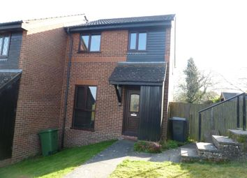 Thumbnail 3 bed semi-detached house to rent in Kestrel Close, Winchester