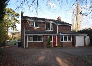 Thumbnail 3 bedroom detached house for sale in School Lane, Chellaston, Derby