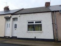 Thumbnail 2 bedroom terraced house to rent in Neville Road, Sunderland